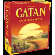 Catan Strategy Board Game: 5th Edition