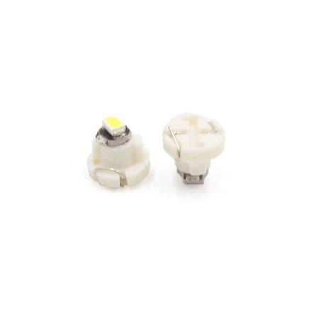 10 PC T3 3020 Blanc-SMD LED auto voiture Tableau Bord intérieur Lampe lampe - image 1 de 3