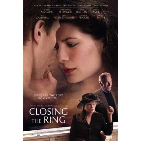 Closing The Ring Poster Movie  27X40