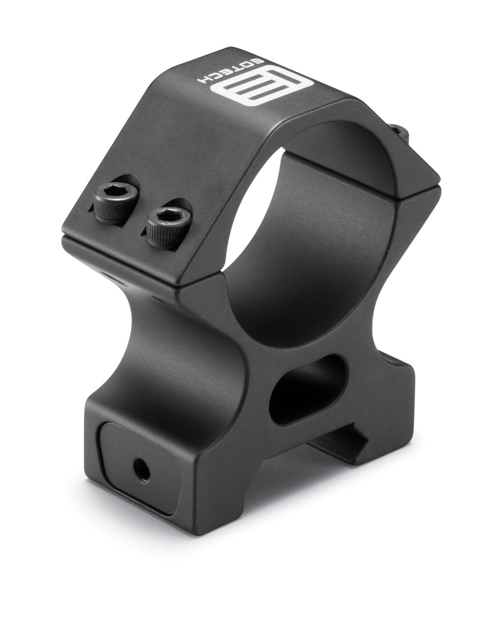 EOTech EOTech PR Mounting Rings 30mm x 30mm High, Black by Eotech