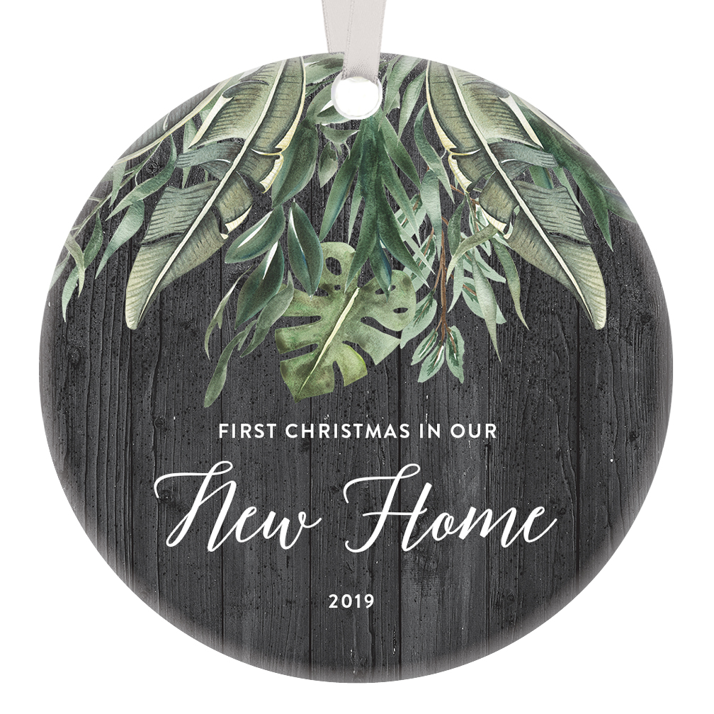Walmart Wedding Gift Ideas: Housewarming Christmas Ornament For Newlyweds 2019 New