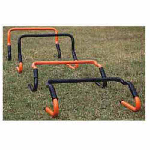 Multi-Height Agility Hurdles, Set of 4