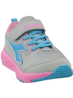 Diadora Girls Flamingo 2 Junior Running Casual  Shoes -