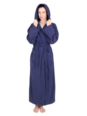 Product Image Hooded Terry Cloth Robe. NDK New York 9b790d761