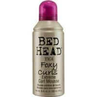 TIGI Bed Head  Mousse, 8.45 oz