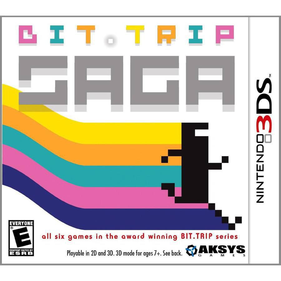 Image of Bit. Trip Saga (Nintendo 3DS)