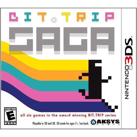 Bit. Trip Saga (Nintendo 3DS)