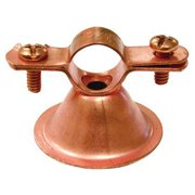 1/2-Inch Copper Bell Type Pipe Hanger - Pack of 25