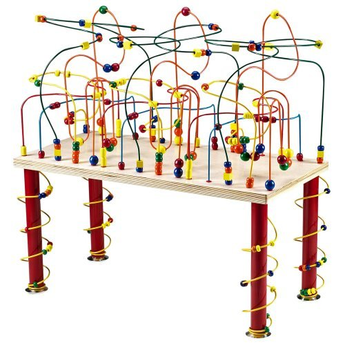 Anatex Jungle Rollercoaster Bead Table