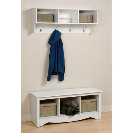 entryway home cubbies bench and shelf set. Black Bedroom Furniture Sets. Home Design Ideas