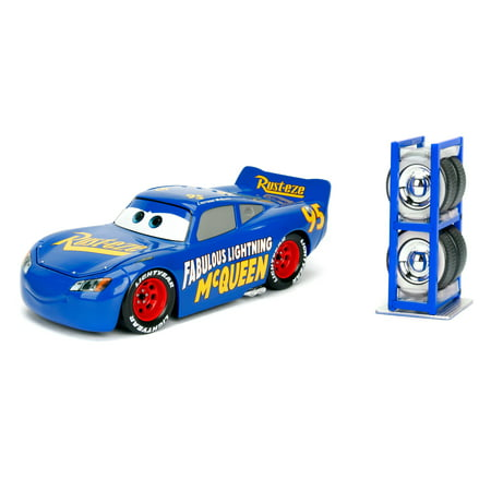 Hollywood Rides 1 24 Cars 3 Lightning Mcqueen Fabulous Die Cast