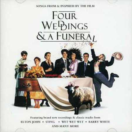 Four Weddings and a Funeral (Songs From and Inspired By) ()