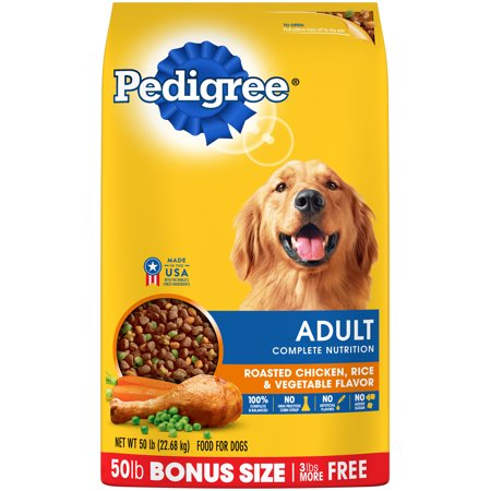What Are The Ingredients In Pedigree Dog Food