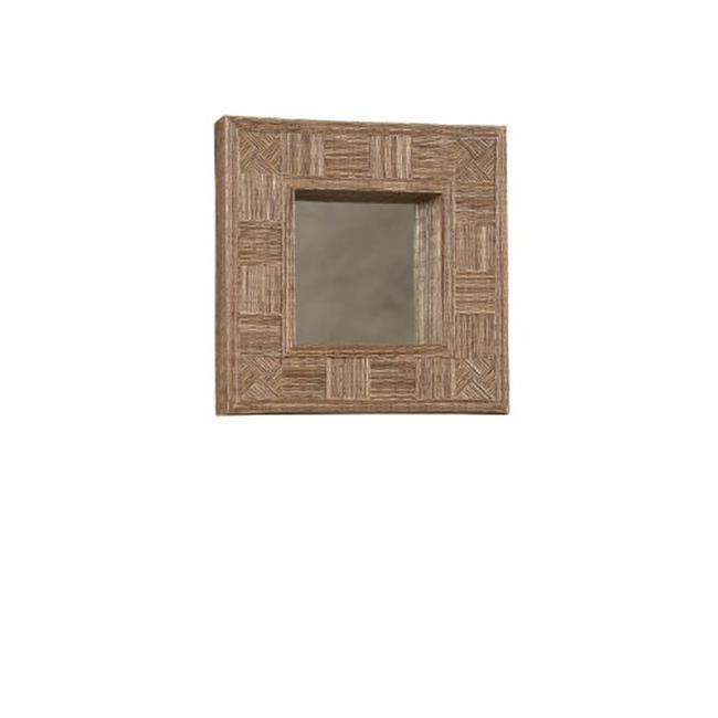 Mosaic Cocostick Square Mirror by Linon Home Décor