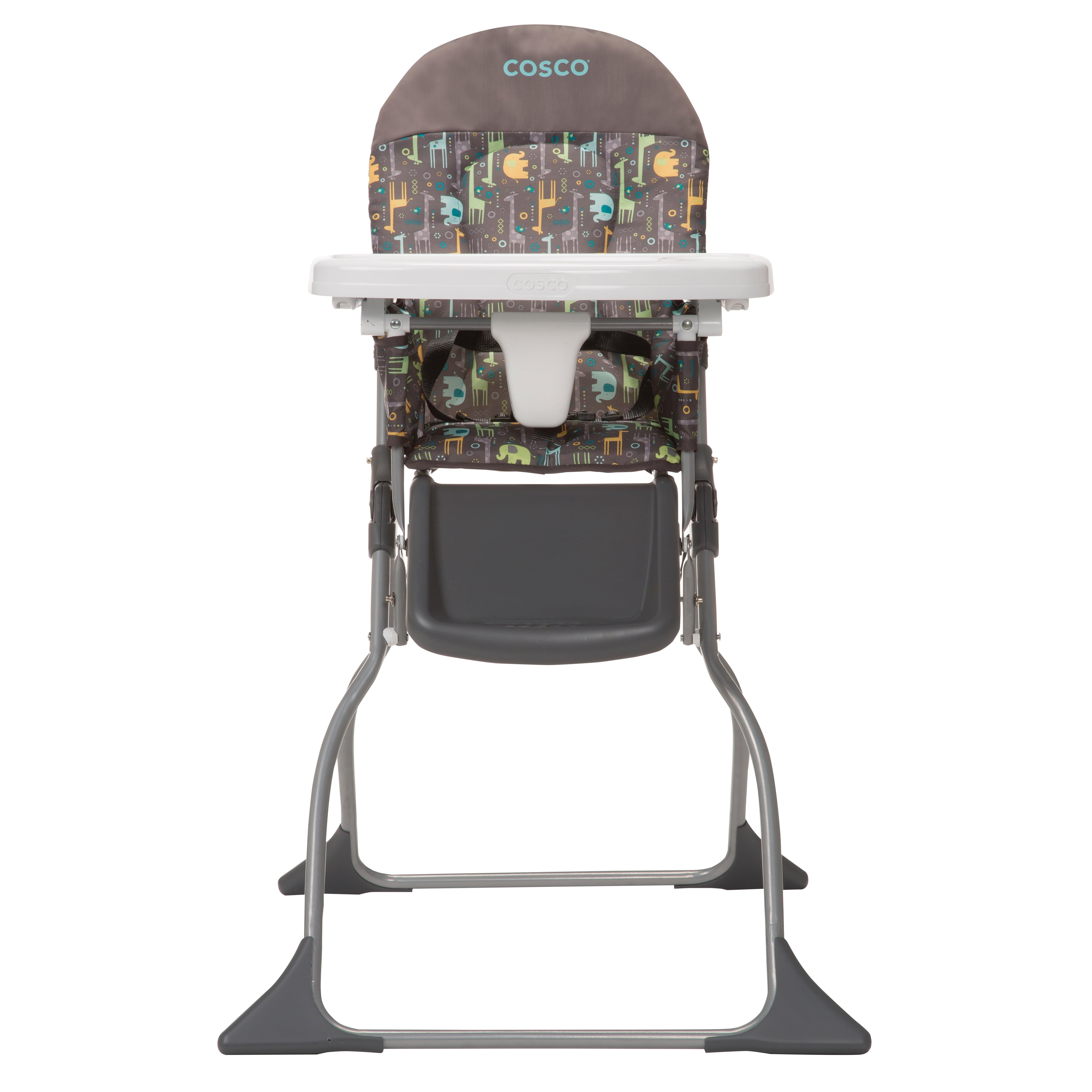 Cosco Simple Fold High Chair Zury Walmart
