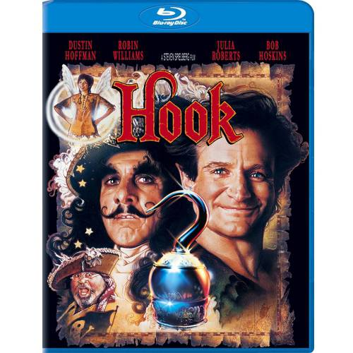 Hook (Blu-ray) (With INSTAWATCH) (Widescreen)