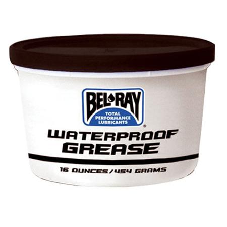 BEL-RAY WATERPROOF GREASE 16 OZ TUB Phil Wood Waterproof Grease
