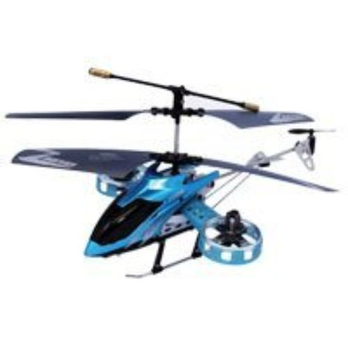 "Odyssey 8"" Avatar Droid Rc Helicopter [ody-516] - Battery Powered - 0.10 Hour Run Time - 4 Channel - Infrared - Indoor (516b)"