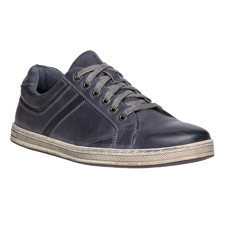 Propet Lucas - Men's Casual Comfort Shoe - Navy