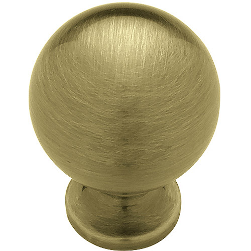 Liberty 30mm Rockefeller Knob, Antique Brass