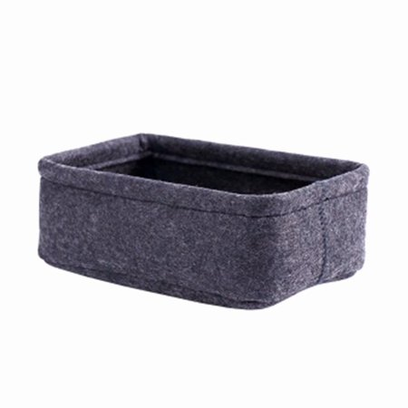 Cool Akoyovwerve Felt Storage Basket Living Room Coffee Table Storage Box Cloth Felt Storage Hamper Bin Pouch Bag Size Xs Bralicious Painted Fabric Chair Ideas Braliciousco