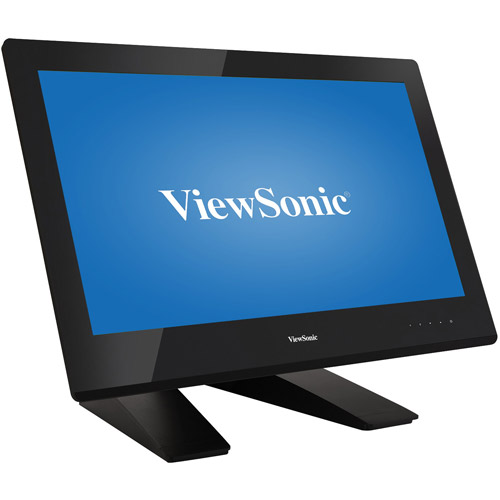 23in Lcd 10point Touch Ips Monitor W8