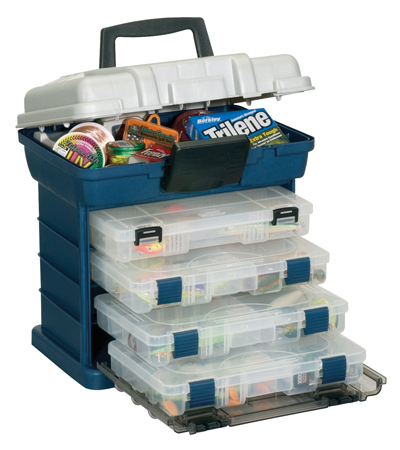 Plano 136200 2-by Rack System 3600 Stowaway Tackle Box