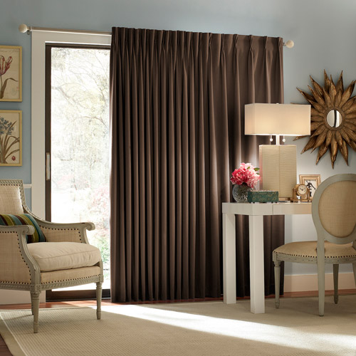 Superb Eclipse Thermal Blackout Patio Door Curtain Panel Image 2 Of 7