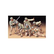 35192 1/35 US Army Assault Infantry Multi-Colored