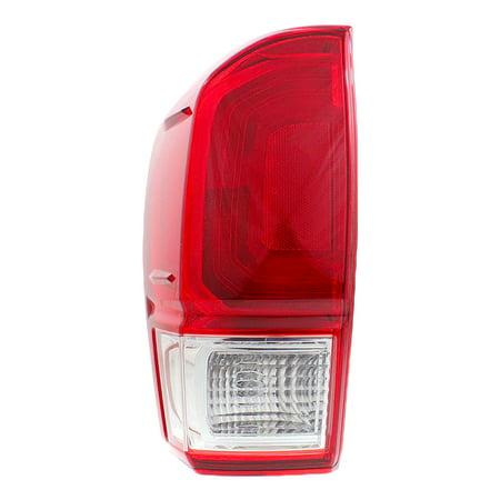 2016 silverado driver side tail light