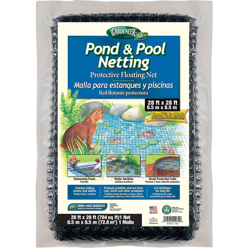 Dalen Products Pond and Pool Netting, 28' x 28'