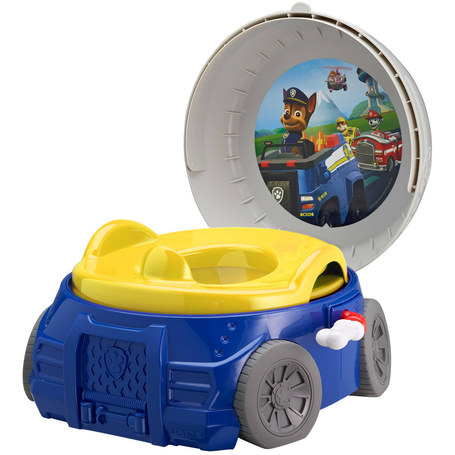 The First Years Nickelodeon Paw Patrol 3-in-1 Potty System