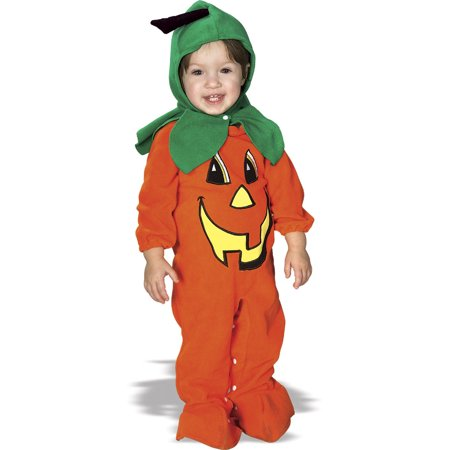 Baby Costumes - Infant Pumpkin Costume NEWBORN fits size 0-6 months