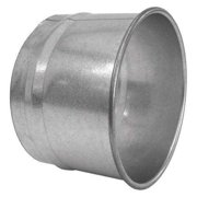 """NORDFAB Hose Adapter,6"""" Duct Size 3282-0600-200000"""