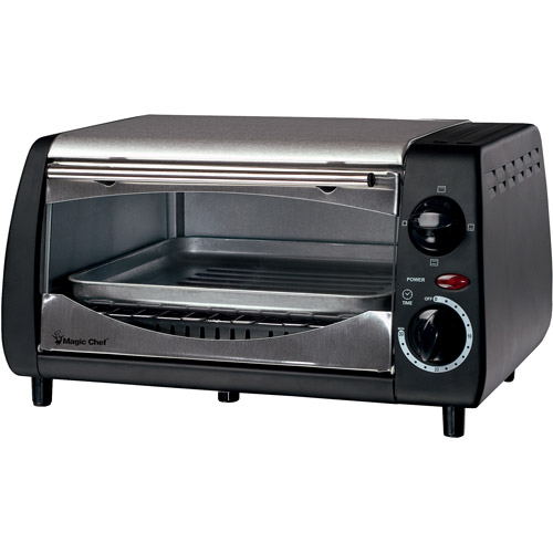 Magic Chef 4 Slice Toaster Oven