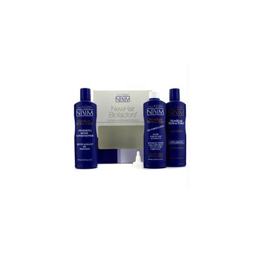 Nisim 15143727114 Normal to Dry Tripack : Shampoo 240ml + Finishing Rinse Conditioner 240ml + Hair and Scalp Extract 240