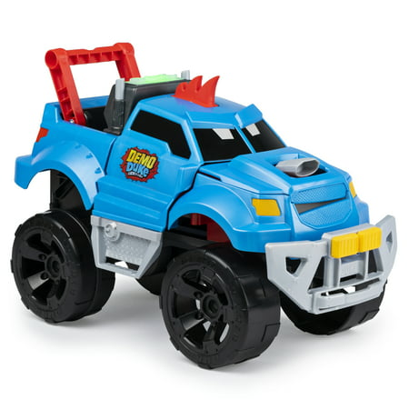 Demo Duke Crashing and Transforming Vehicle with Over 100 Sounds and Phrases Now $19.88 (Was $45)