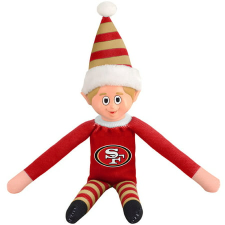 Forever Collectibles NFL Team Elf, San Francisco 49ers