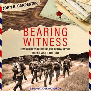Bearing Witness - Audiobook
