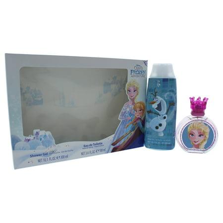 Olaf's Frozen Adventure Disney 2 pc Gift Set For Kids