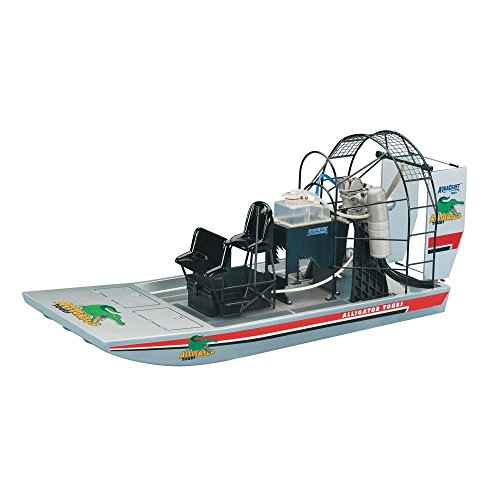AquaCraft Alligator Tours Airboat with TTX300 2.4GHz RTR