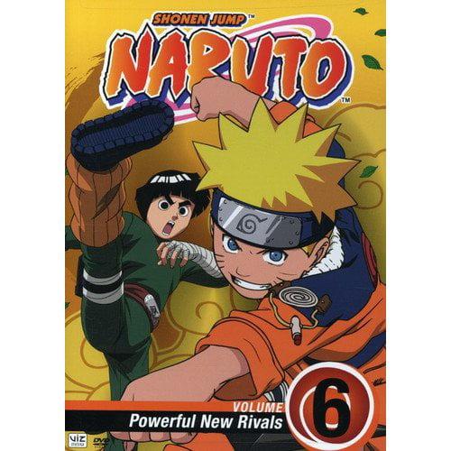 Naruto, Vol.6: Powerful New Rivals