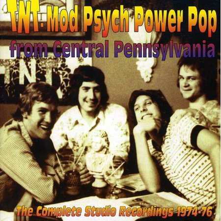 Mod Psych Power Pop from Central Pa