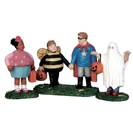 Spooky Town Village New Trick Or Treaters Halloween 3-Piece Figurine Set #52304, Lemax Spooky Town Village By Lemax Ship from US](The Cast Of Halloween Town)