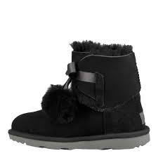 Kids UGG Gita Boot Black 1017403K-BLK](Ugg Boots Boys)