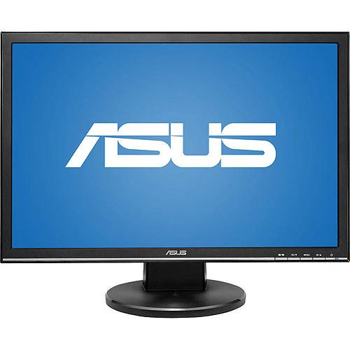"ASUS 22"" LCD Widescreen Monitor (VW22AT-CSM Black)"