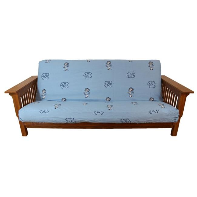 UNC Futon Cover- Full Size fits 8 and 10 inch mats - image 1 de 1
