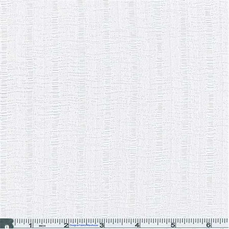 White Ribbed Texture Knit Fabric, Fabric Sold By the (Ribbed Knit Fabric)