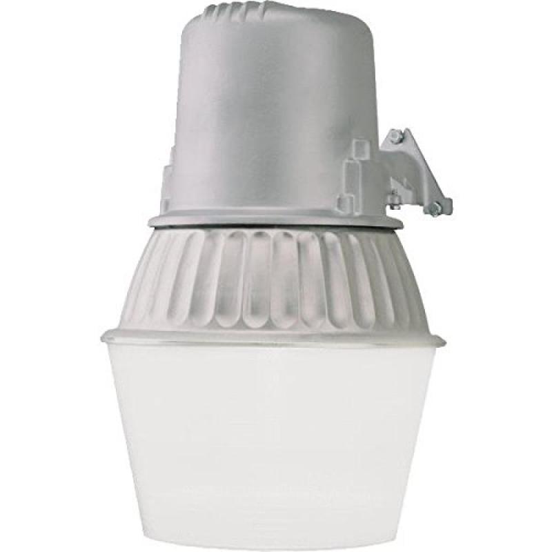 Barn Security Light: Cooper Lighting All-Pro CFL DusktoDawn Fluorescent Safety