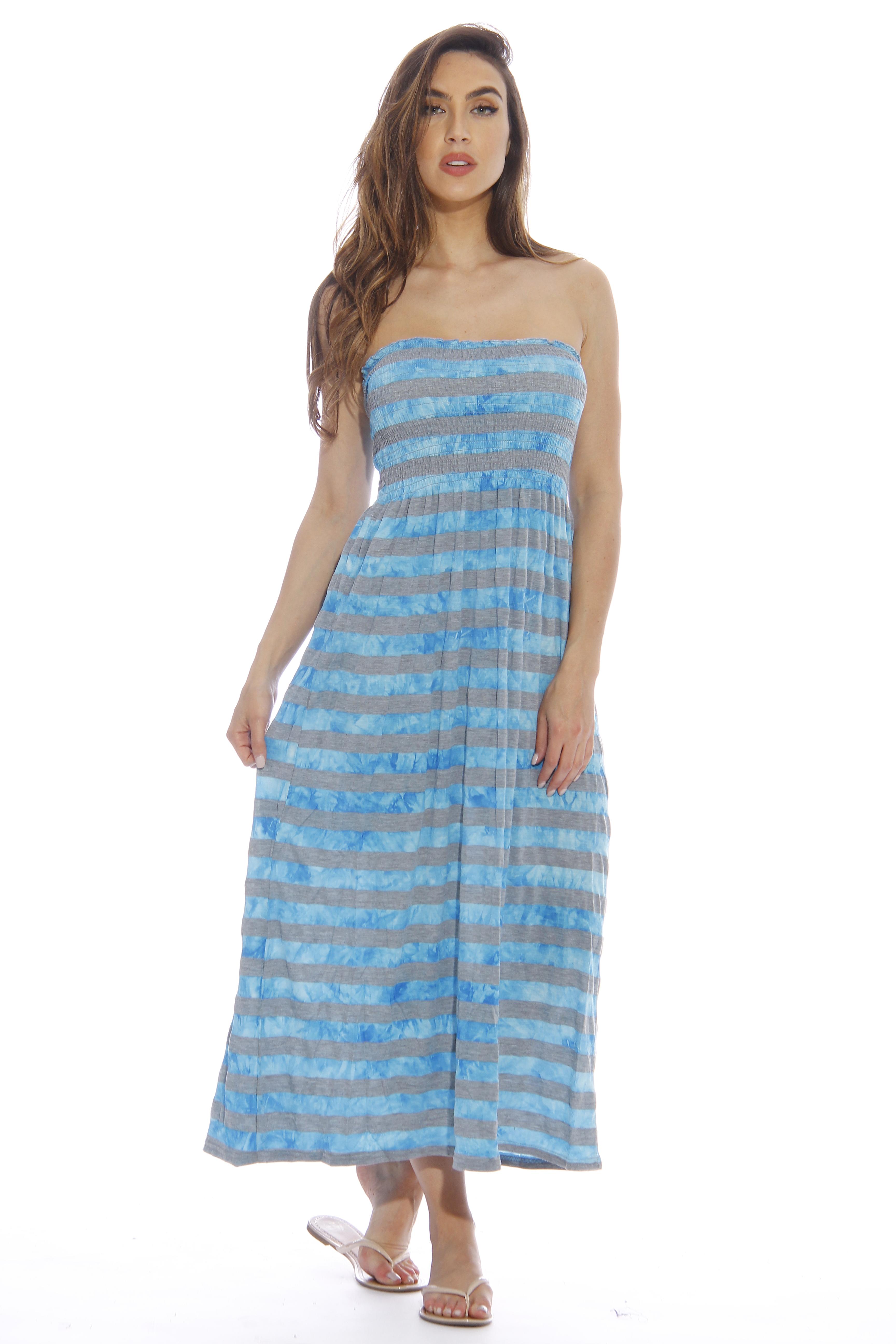 Just Love - Plus Size Maxi Dress / Summer Dresses for Women (Purple ...